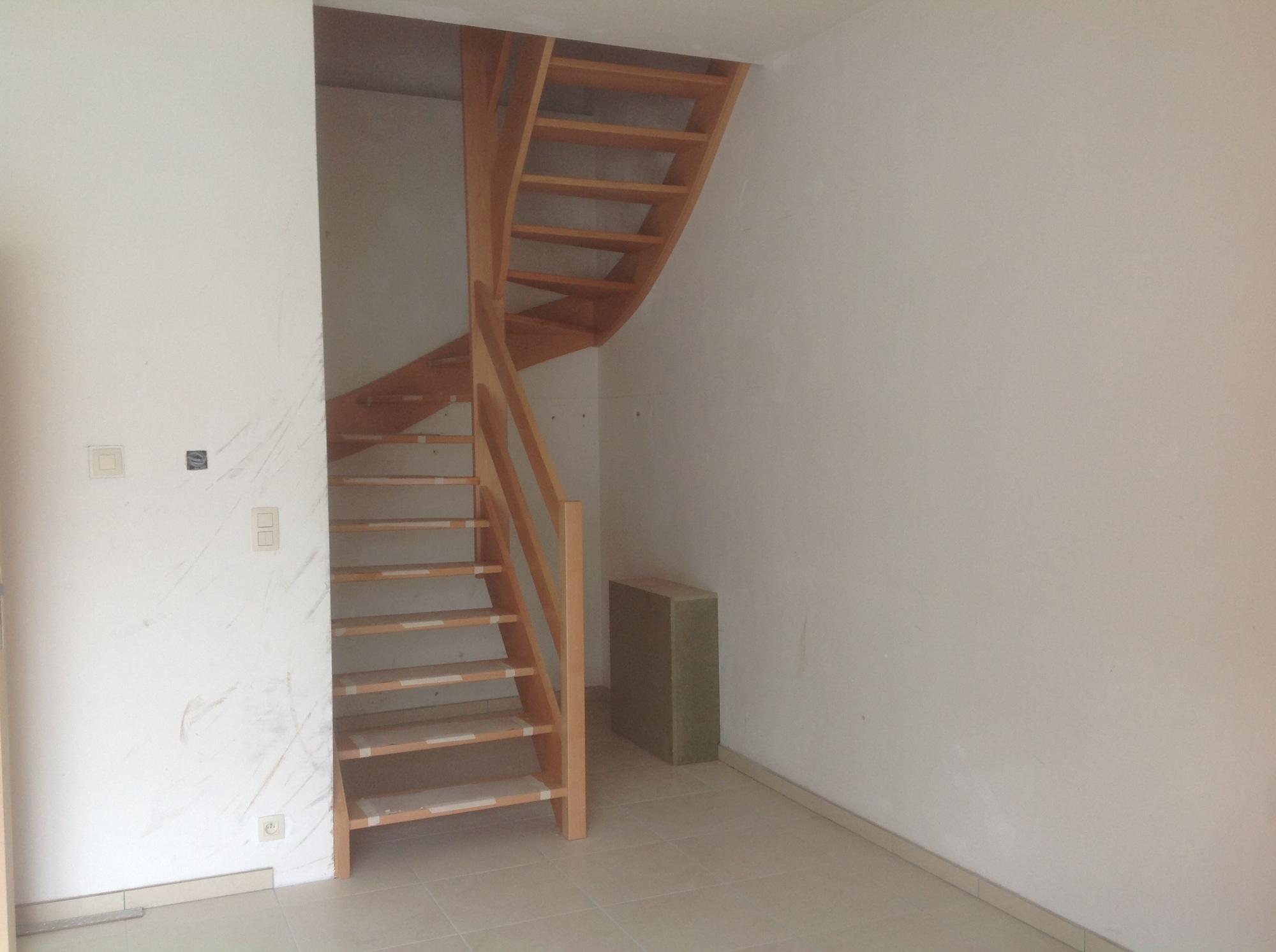 Menuiserie Escalier Bois - Escaliers en bois Jupille, Li u00e8ge Menuiserie Patrick Debouny H u00eatre, ch u00eane,érable