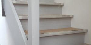 Menuiserie Patrick Debouny - Liège - Escaliers En Bois